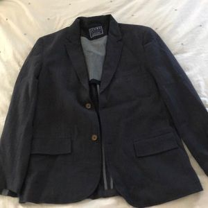 Blue light weight Jacks New York blazer